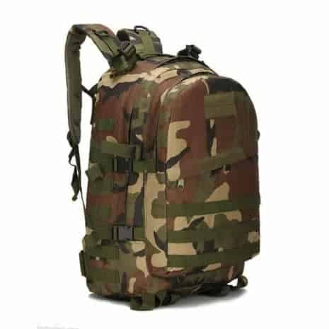 Tactical assault pack